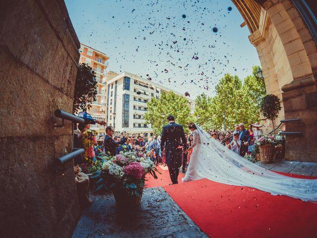 La boda de Alex y Isa en Albacete, Albacete 26