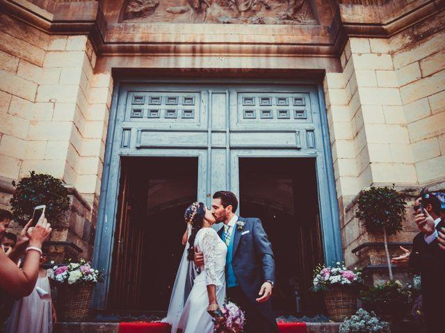 La boda de Alex y Isa en Chinchilla De Monte Aragon, Albacete 28