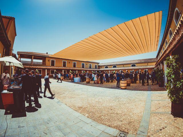 La boda de Alex y Isa en Chinchilla De Monte Aragon, Albacete 31