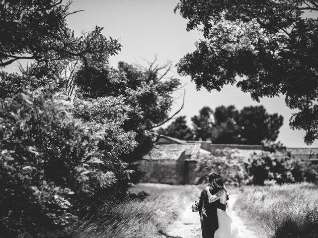 La boda de Alex y Isa en Chinchilla De Monte Aragon, Albacete 53