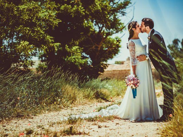 La boda de Alex y Isa en Chinchilla De Monte Aragon, Albacete 54
