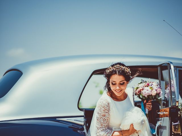 La boda de Alex y Isa en Albacete, Albacete 55