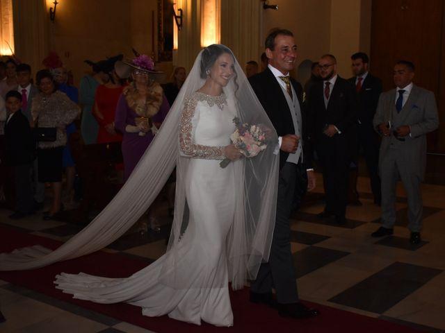 La boda de José María  y Carmen en Sevilla, Sevilla 1