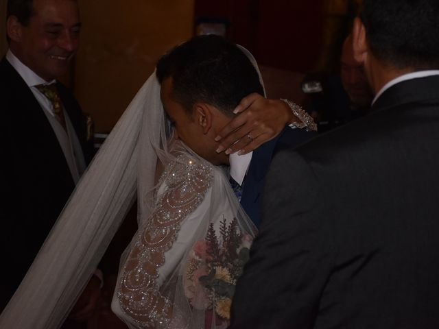 La boda de José María  y Carmen en Sevilla, Sevilla 2