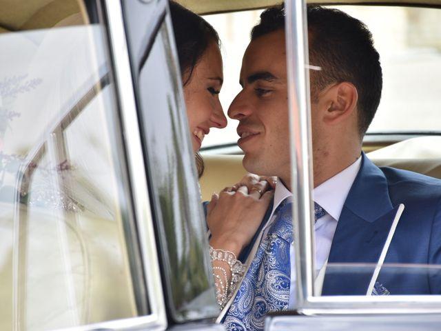 La boda de Carmen y José María