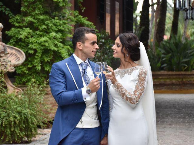 La boda de José María  y Carmen en Sevilla, Sevilla 6
