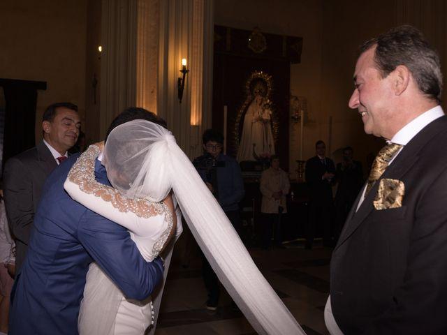 La boda de José María  y Carmen en Sevilla, Sevilla 11