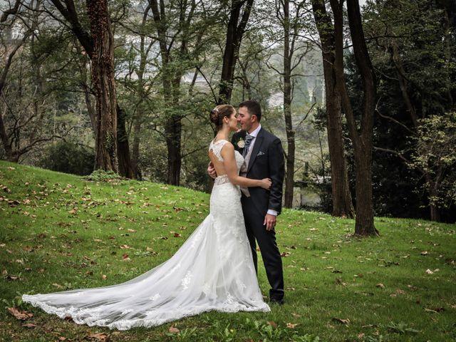 La boda de Miren y Adrián