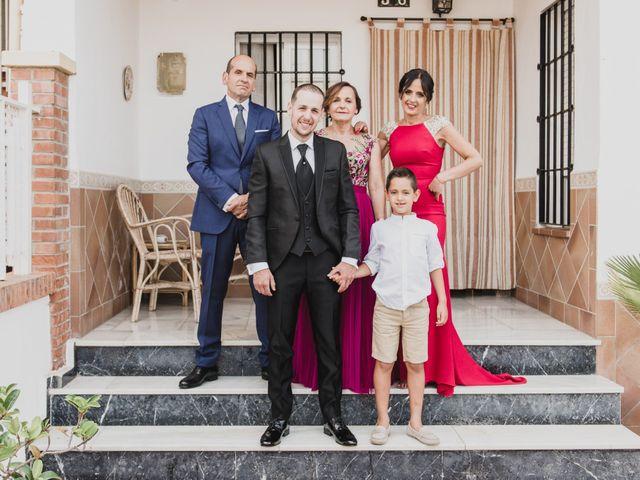 La boda de Quino y Elisabeth  en Granada, Granada 10