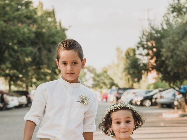 La boda de Quino y Elisabeth  en Granada, Granada 25