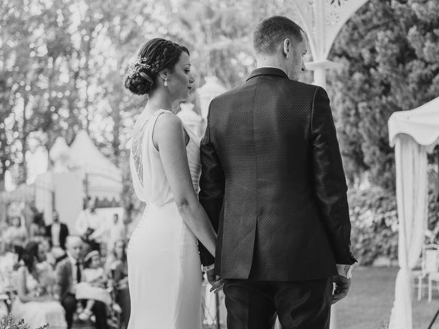 La boda de Quino y Elisabeth  en Granada, Granada 34