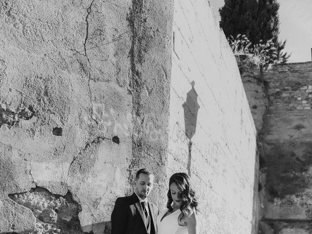 La boda de Quino y Elisabeth  en Granada, Granada 60