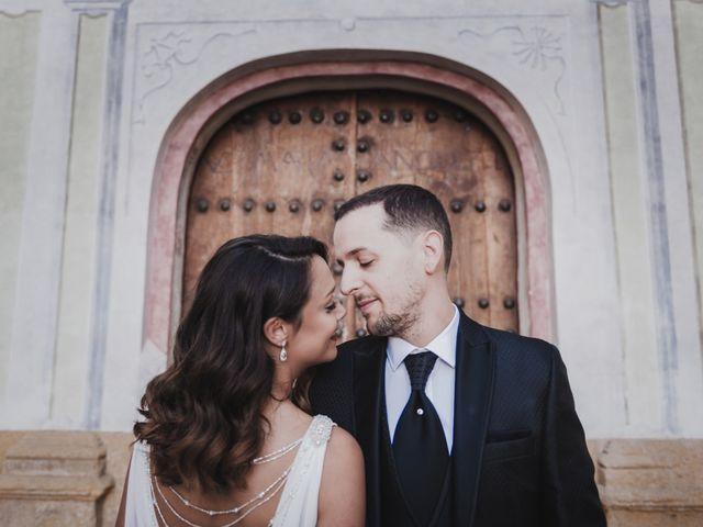 La boda de Quino y Elisabeth  en Granada, Granada 64