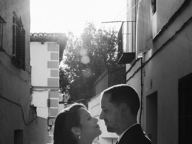 La boda de Quino y Elisabeth  en Granada, Granada 69