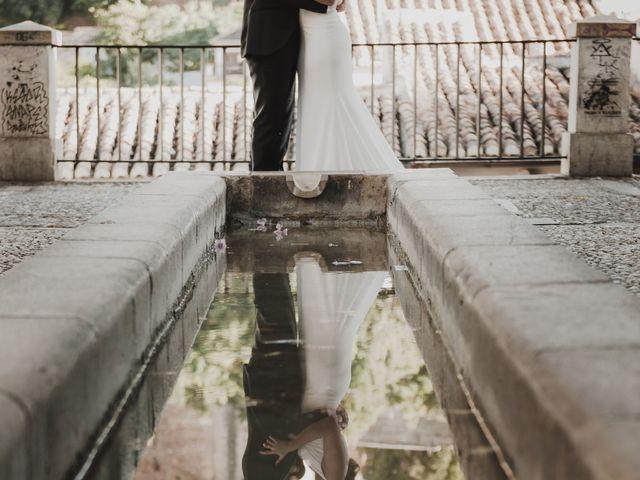 La boda de Quino y Elisabeth  en Granada, Granada 72