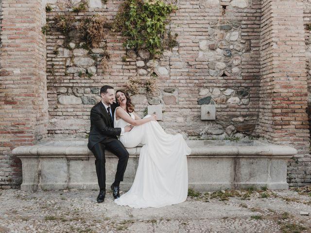 La boda de Quino y Elisabeth  en Granada, Granada 73
