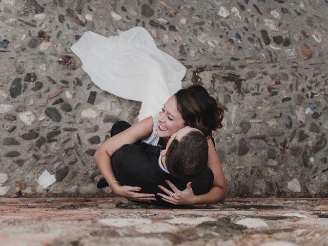 La boda de Quino y Elisabeth  en Granada, Granada 74