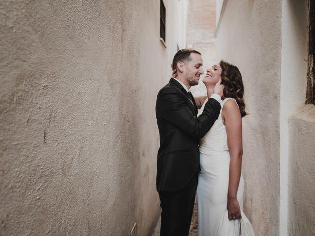 La boda de Quino y Elisabeth  en Granada, Granada 80