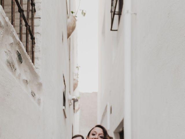 La boda de Quino y Elisabeth  en Granada, Granada 81