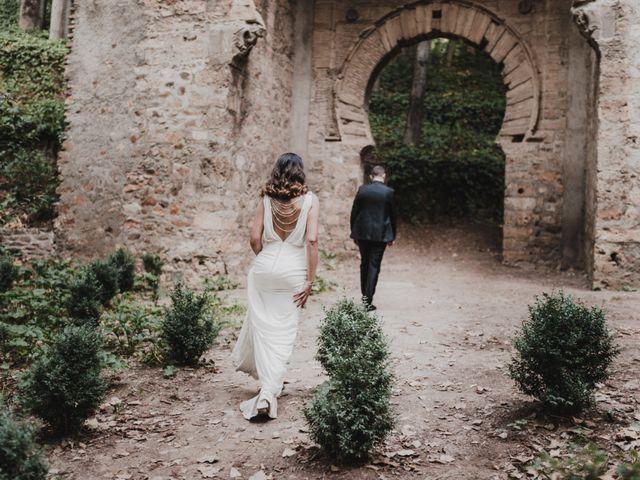 La boda de Quino y Elisabeth  en Granada, Granada 84