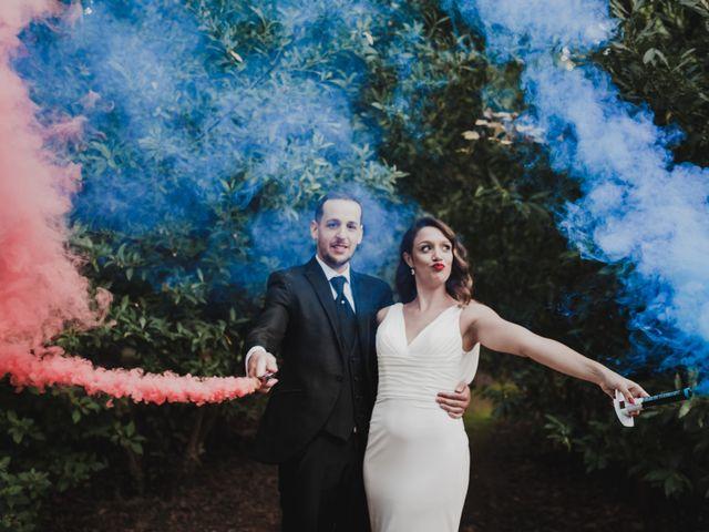La boda de Quino y Elisabeth  en Granada, Granada 88