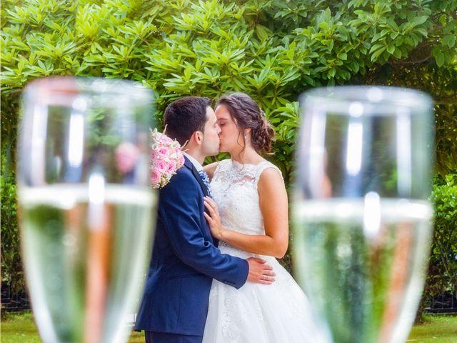La boda de Jenifer y Victor