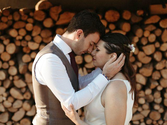 La boda de Cristian y Clara