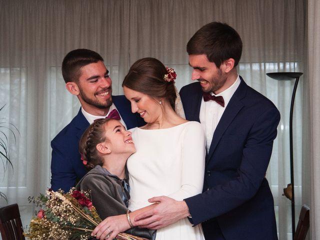 La boda de Pedro y Bascues en Madrid, Madrid 14