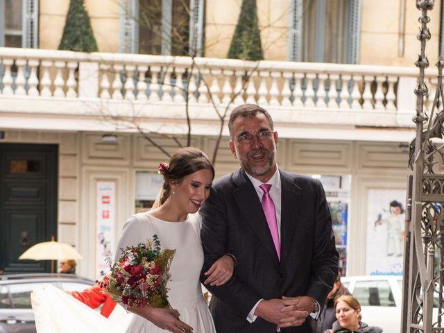 La boda de Pedro y Bascues en Madrid, Madrid 17