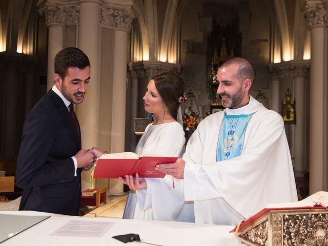 La boda de Pedro y Bascues en Madrid, Madrid 38