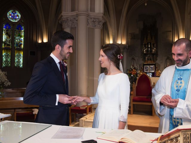 La boda de Pedro y Bascues en Madrid, Madrid 47