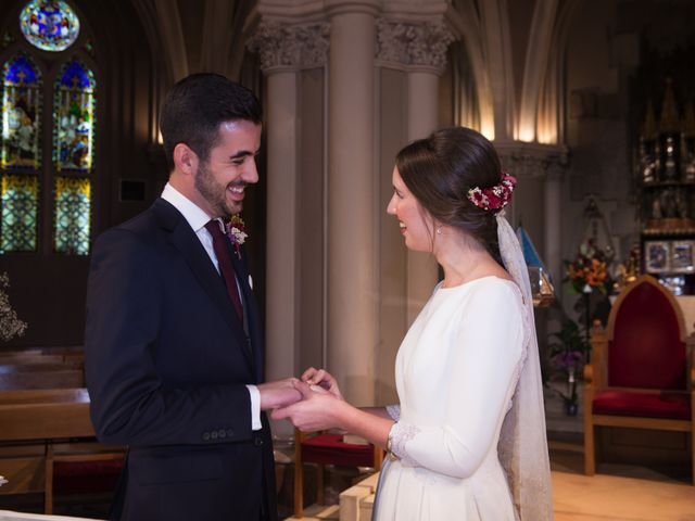 La boda de Pedro y Bascues en Madrid, Madrid 49