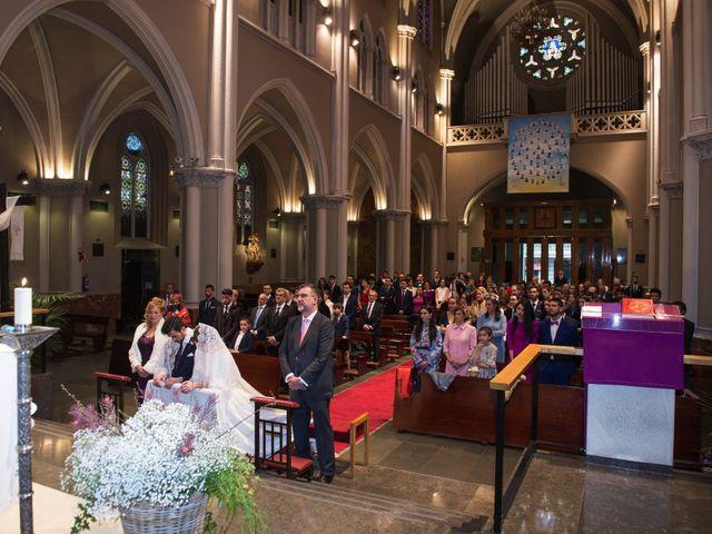 La boda de Pedro y Bascues en Madrid, Madrid 53