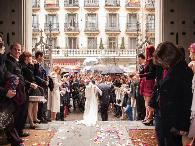 La boda de Pedro y Bascues en Madrid, Madrid 59
