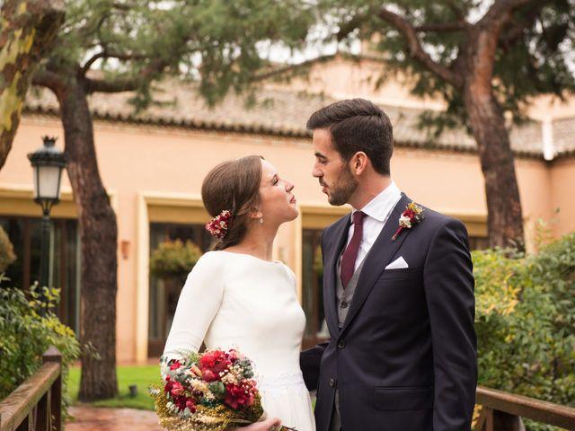 La boda de Pedro y Bascues en Madrid, Madrid 63