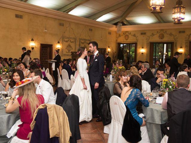 La boda de Pedro y Bascues en Madrid, Madrid 84