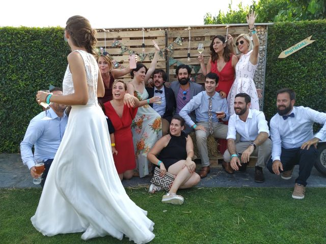 La boda de David y Georgina en Pineda De Mar, Barcelona 6