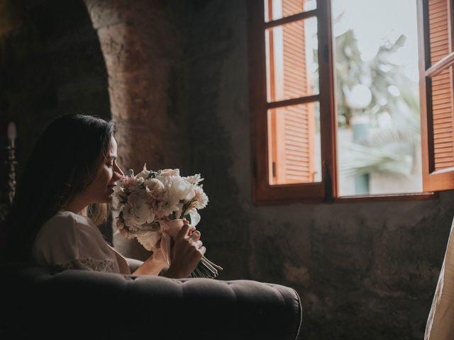 La boda de Pedro y Idoia en Arucas, Las Palmas 6