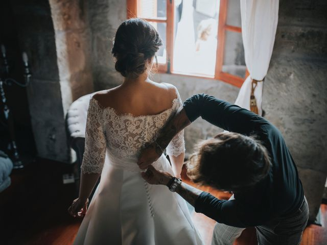 La boda de Pedro y Idoia en Arucas, Las Palmas 12