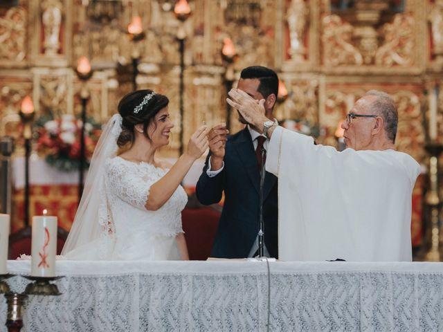 La boda de Pedro y Idoia en Arucas, Las Palmas 37