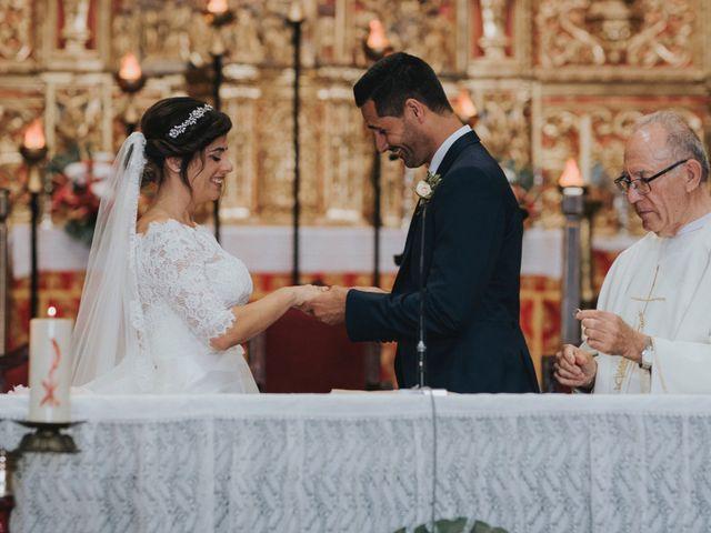 La boda de Pedro y Idoia en Arucas, Las Palmas 38