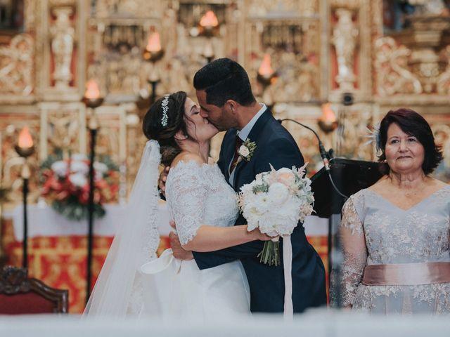 La boda de Pedro y Idoia en Arucas, Las Palmas 40