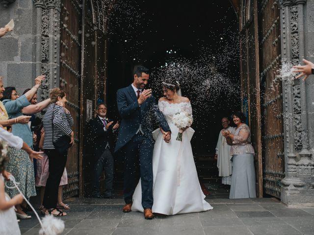 La boda de Pedro y Idoia en Arucas, Las Palmas 41