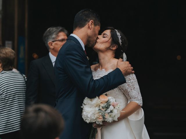 La boda de Pedro y Idoia en Arucas, Las Palmas 42