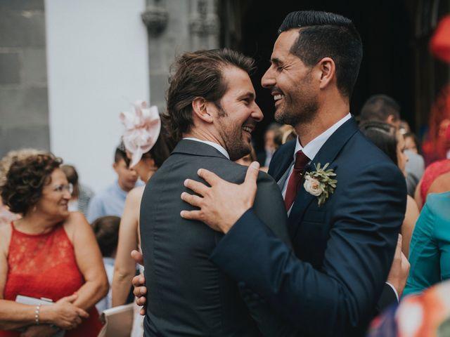 La boda de Pedro y Idoia en Arucas, Las Palmas 45