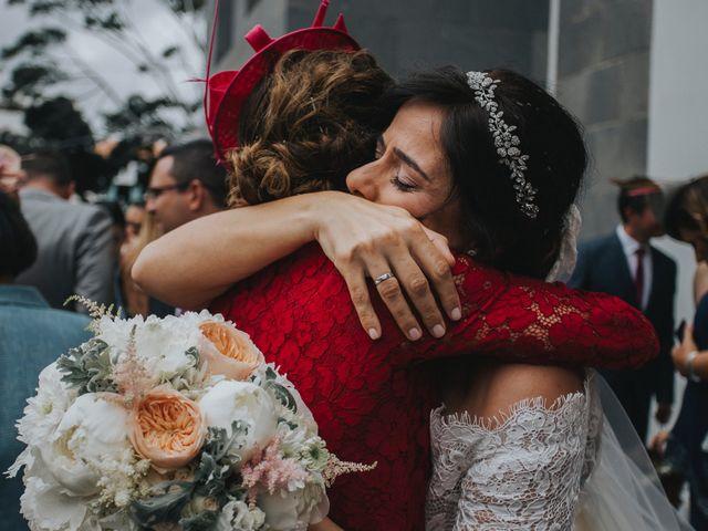 La boda de Pedro y Idoia en Arucas, Las Palmas 46