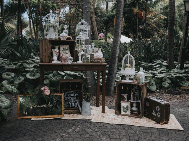 La boda de Pedro y Idoia en Arucas, Las Palmas 49