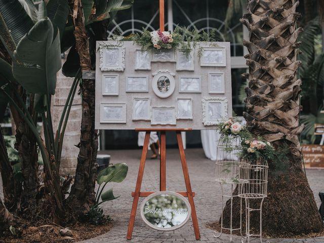 La boda de Pedro y Idoia en Arucas, Las Palmas 52