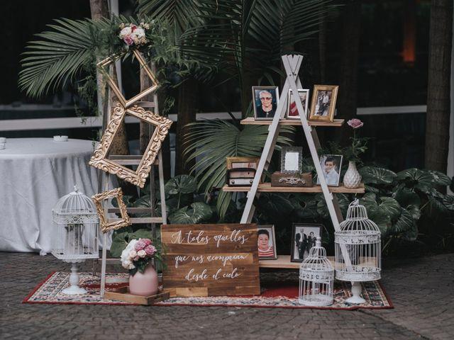 La boda de Pedro y Idoia en Arucas, Las Palmas 54