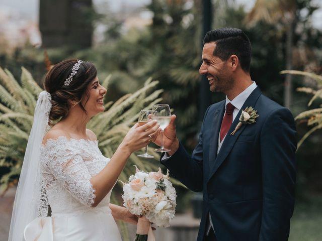 La boda de Pedro y Idoia en Arucas, Las Palmas 55